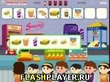 Игра Продавец в кинотеатре онлайн