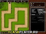Игра Оборона деревни онлайн