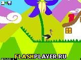 Игра Страус Фафу онлайн