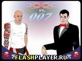 Три Икса против 007