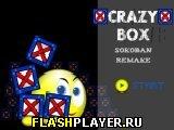 Игра Сумасшедший ящик: Сокобан ремейк онлайн