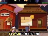 Игра Трехфутовый ниндзя онлайн