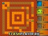 Игра Огонь и бомбы! онлайн