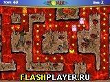 Игра Пакман 2005 онлайн