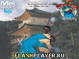 Игра Мэл - ниндзя-карлик онлайн
