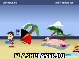 Большой пляжный спорт – Фрисби