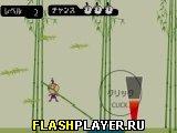 Игра Прыжок самурая онлайн
