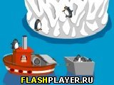 Игра Пингвинья паника онлайн