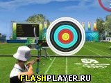 Игра Олимпийская стрельба из лука онлайн