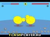 Игра Бои цыплят онлайн