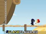 Игра Человек - ниндзя онлайн