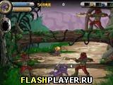Игра Трехфутовый ниндзя 2 онлайн