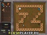 Игра Мячик в лунке онлайн
