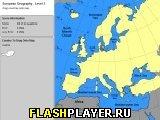 Игра Европейская география онлайн