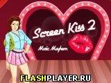 Поцелуй экран 2