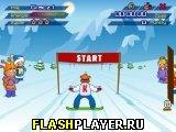 Игра Мастер-сноубордист онлайн