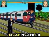 Игра Уличный боец онлайн