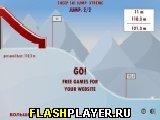 Игра Овечьи прыжки с лыжного трамплина онлайн