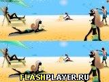 Игра Разные пляжи онлайн