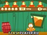 Игра Лови яйца! онлайн
