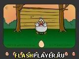 Игра Поймать яйцо онлайн