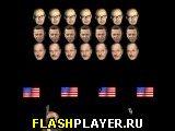 Игра Нападки на Буша онлайн