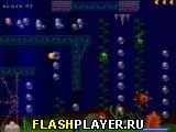 Игра Подводный пакмэн онлайн