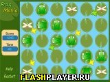Игра Лягушкомания онлайн