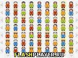 Игра Найди друзей онлайн