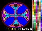 Игра Загадочный орнамент онлайн