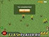 Игра Бегущие зомби онлайн