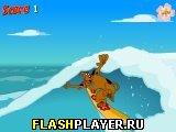 Игра Потрясающая гонка Скуби онлайн