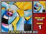 Игра Настольные пятнашки онлайн