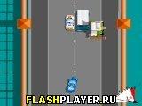 Игра Дорожное неистовство онлайн