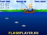 Игра Мастер рыбалки онлайн