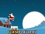Игра Прыгающий Санта Клаус онлайн