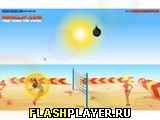 Игра Бум-Бум волейбол с Кенди и Мисси онлайн