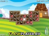 Игра Дом шоколада онлайн