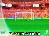 Игра Удар пенальти онлайн