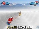 Игра Снежный раж Санты онлайн