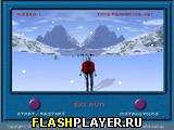 Игра Лыжная трасса онлайн