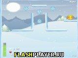 Игра Мерцающий снег онлайн