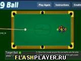 Игра Девять шаров онлайн