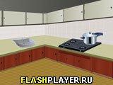 Игра Побег из кухни онлайн