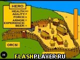 Игра Осада Орков онлайн