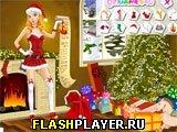 Игра Сексуальная миссис Клаус онлайн