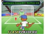 Игра Пенальти Коко онлайн