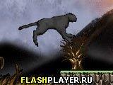 Игра Извержение вулкана онлайн