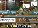 Игра Зомби-бургер онлайн