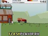 Игра Приключения большого грузовика 2 онлайн